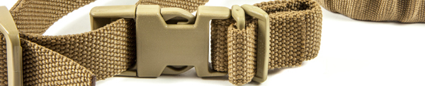 UDC Padded Bungee One Point Sling Strap Adapter