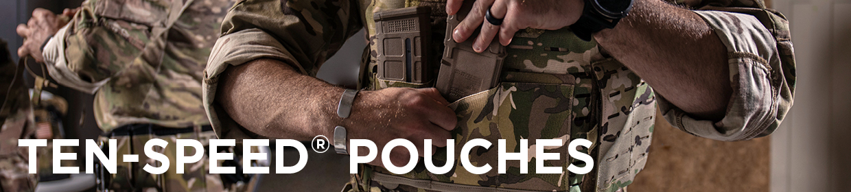Ten-Speed Pouches